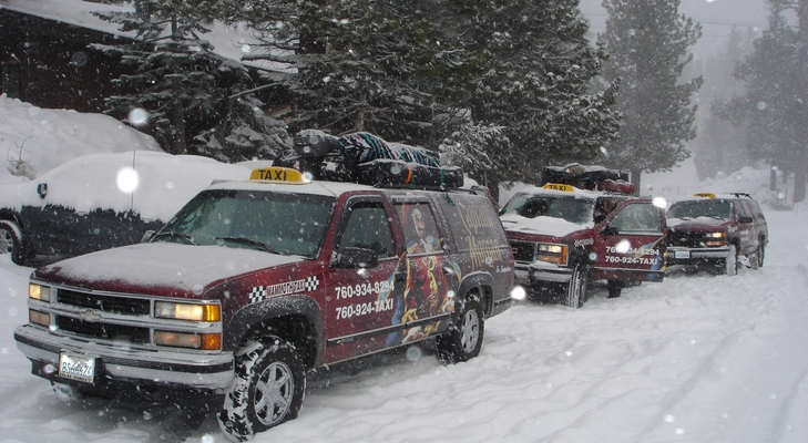 Mammoth Taxi Rates